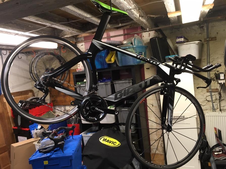 Tt Bike Build Pics Giant Halifax Racing Team